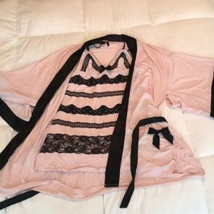 NWOT Victoria's Secret Sexy Little Things Robe Set